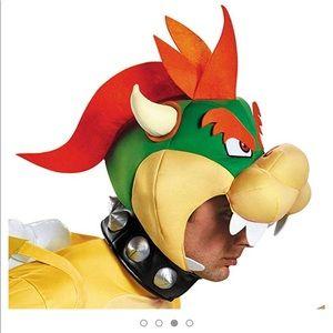 Súper Mario Bros XXL Mens Bowser Costume